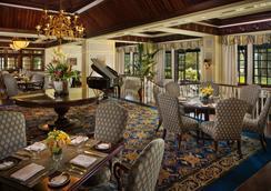 华盛顿杜克高尔夫俱乐部旅馆 - 达拉姆 - 餐馆