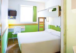 圣保罗保利斯塔宜必思快捷酒店 - 圣保罗 - 睡房
