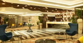 高尔夫庭院商务湾酒店 - 迪拜 - 大厅