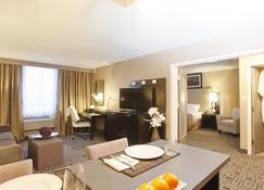 波默罗伊酒店及会议中心 - 大草原城 - 餐厅