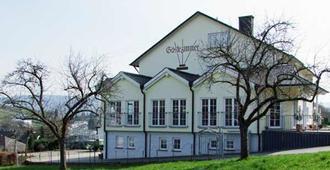 罗瑟莱红酒旅馆 - 贝恩卡斯特尔-屈斯