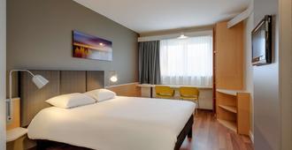 宜必思维尔茨堡城市酒店 - 维尔茨堡 - 睡房