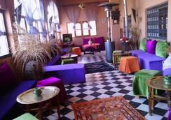 伊托尔费兰特多酒店 - 瓦尔扎扎特 - 休息厅