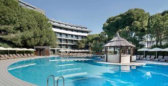 沃亚奇贝莱克高尔夫水疗酒店 - 式 - 贝莱克 - 游泳池