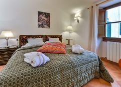 埃斯优贝特芬卡农庄酒店(仅限成人入住) - 柳奇马约尔 - 睡房