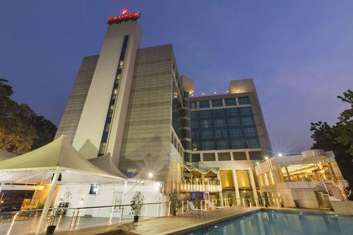 新孟买华美达酒店 - 纳威孟买 - 建筑