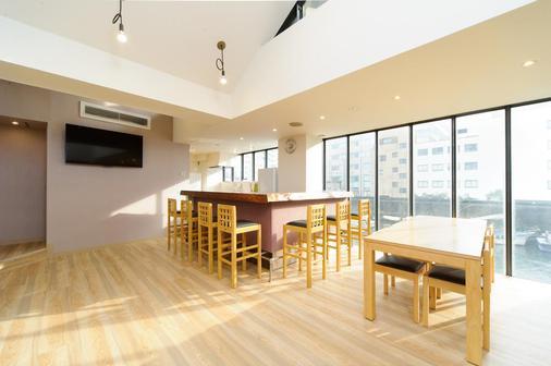 橡树胶囊旅馆 - 东京 - 餐厅