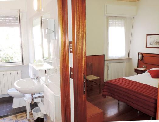 希尼雅酒店 - 佩鲁贾 - 浴室