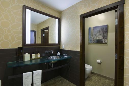 牛津本德酒店 - 本德 - 浴室