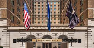 纽约巴克莱洲际大酒店 - 纽约 - 建筑