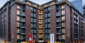 米歇尔林德纳酒店 - 汉堡 - 建筑