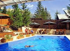 普莱因萨德佩西妮酒店 - 圣沙夫雷 - 游泳池