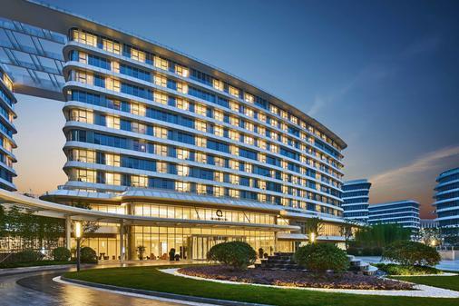 上海虹桥绿地铂骊酒店 - 上海 - 建筑