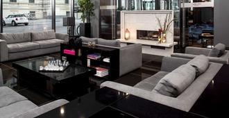 阿曼诺中央大酒店 - 柏林 - 客厅
