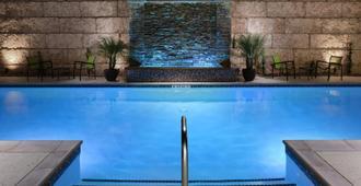 圣安东尼奥西北利姆万豪春季山丘套房酒店 - 圣安东尼奥 - 游泳池