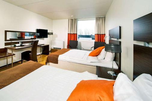 优质酒店-温哥特堡 - 哥德堡 - 睡房