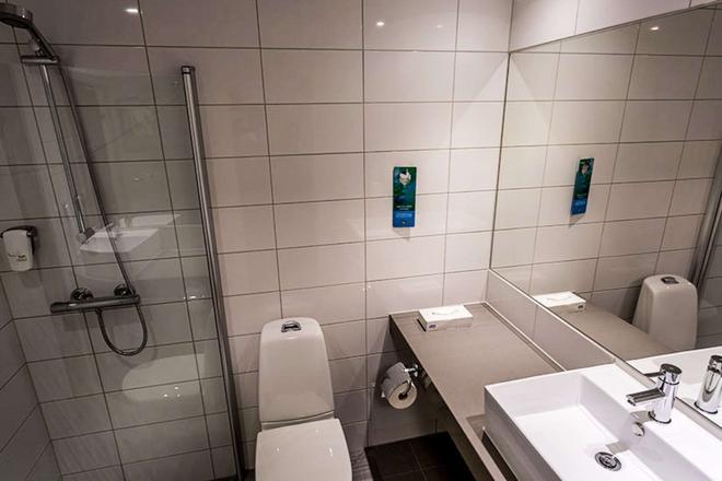 优质酒店-温哥特堡 - 哥德堡 - 浴室