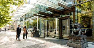 温哥华香格里拉大酒店 - 温哥华 - 建筑