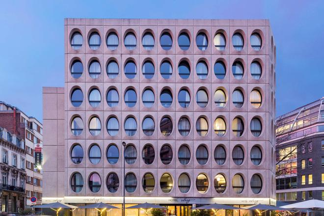 最佳西方尊享酒店 - 里尔 - 建筑