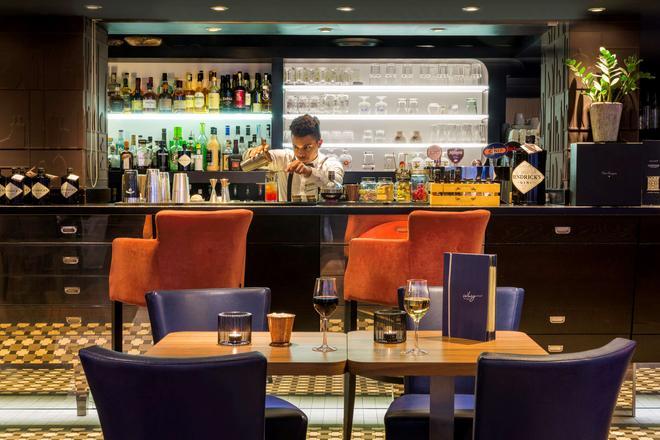 最佳西方尊享酒店 - 里尔 - 酒吧
