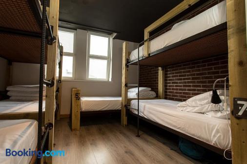 内斯特精品旅舍 - 戈尔韦 - 睡房