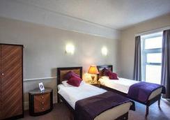 梅特波勒酒店 - 布莱克浦 - 睡房