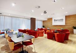 布拉格巴瑟罗酒店 - 布拉格 - 餐馆