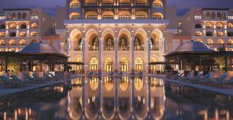 阿布扎比香格里拉大酒店 - 阿布扎比 - 建筑