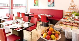 贝斯特韦斯特普拉斯广场格拉兹酒店 - 格拉茨 - 餐馆