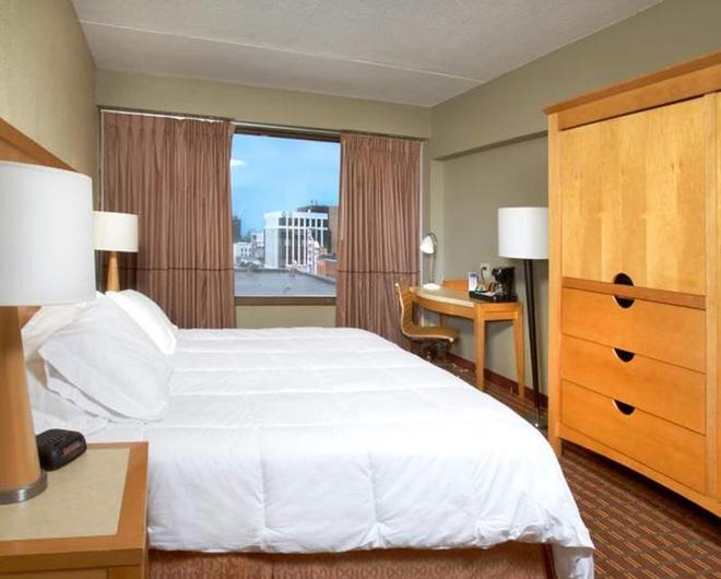 阿瓦隆酒店及会议中心 - 伊利 - 睡房