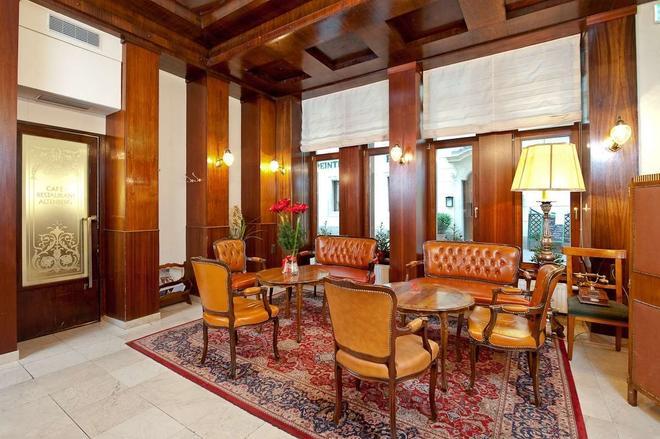 格拉本酒店 - 维也纳 - 休息厅