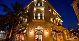 马克特奥斯 - 安阿特拉斯精品酒店 - 特拉维夫 - 建筑