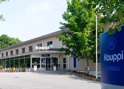 考皮酒店 - 坦佩雷 - 建筑