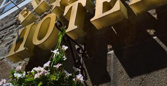 伊丽莎白酒店 - 圣马洛 - 建筑