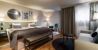 斯堪迪克公园酒店 - 斯德哥尔摩 - 睡房