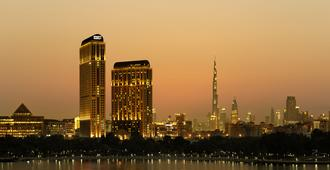 凯悦迪拜河高地酒店 - 迪拜 - 户外景观