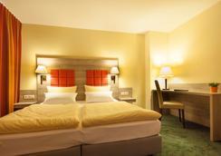 莱比锡套房酒店 - 莱比锡 - 睡房