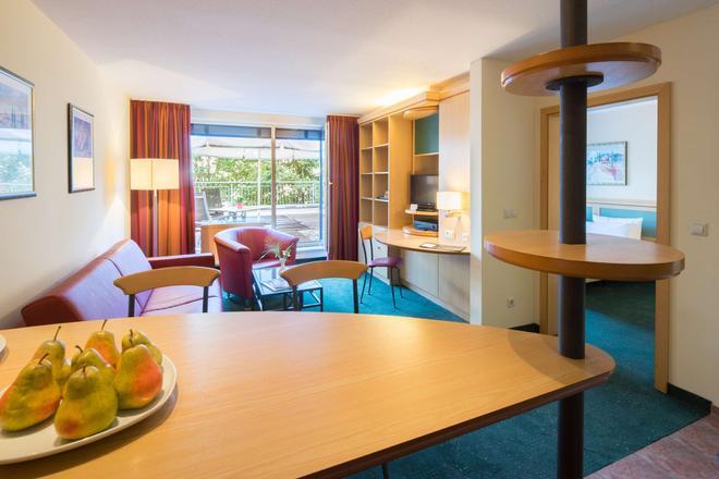 莱比锡套房酒店 - 莱比锡 - 餐厅