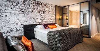 马斯特里赫特凡德瓦克酒店 - 马斯特里赫特 - 睡房