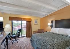 戴斯华盛顿酒店 - 华盛顿 - 睡房