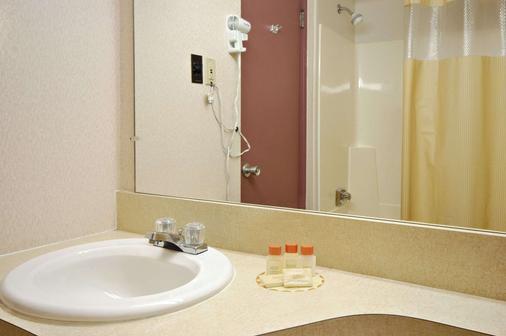 戴斯华盛顿酒店 - 华盛顿 - 浴室