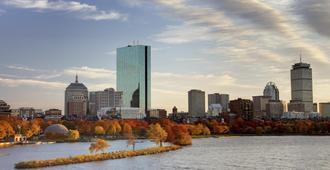 朗伍德疗养酒店 - 波士顿 - 户外景观