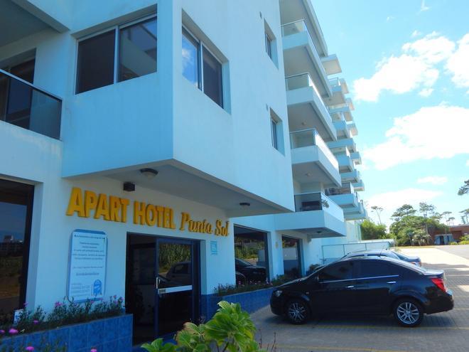 Apart Hotel Punta Sol - 埃斯特角城 - 建筑