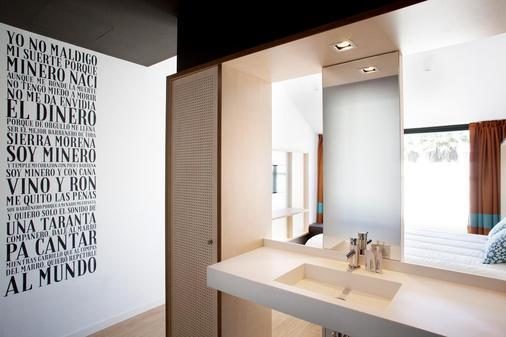塞维利亚托克青年旅馆 - 塞维利亚 - 浴室