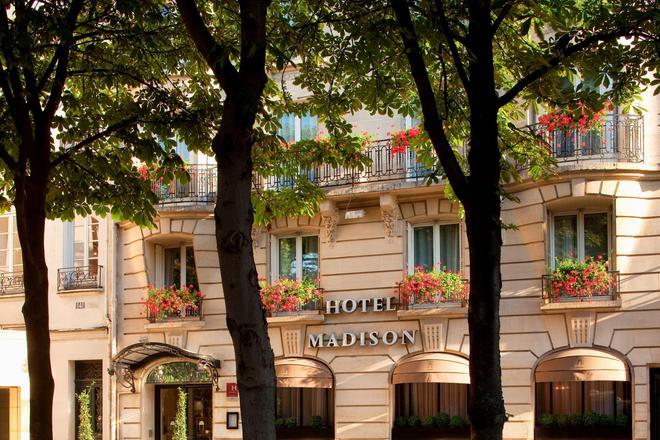巴黎麦迪逊酒店 - 巴黎 - 建筑