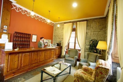 罗马桥酒店 - 坎加斯-德奥尼斯 - 柜台