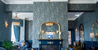 贝斯特韦斯特兰斯多恩酒店 - 伊斯特布恩 - 休息厅