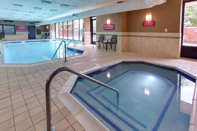 纳什维尔机场德鲁里套房酒店 - 纳什维尔 - 游泳池