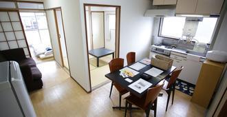 塔科诺公寓酒店 - 东京 - 餐厅