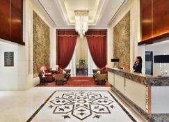普纳万豪套房酒店 - 浦那 - 柜台